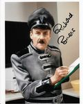 Richard Briers -  DOCTOR WHO Genuine Signed Autograph 10 x 8 COA 11390